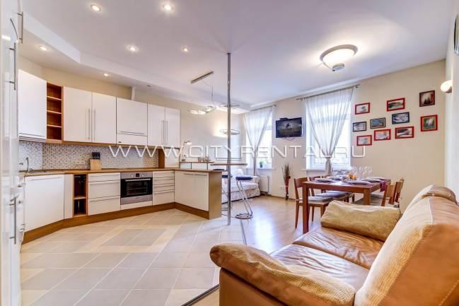 1 комнатную квартира в остров Кассандра